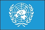 3'x5' United Nations Flag