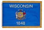 Wisconsin Indoor Flags