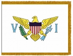 3'x5' US Virgin Islands Indoor Flag