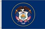 Utah Nylon Flags
