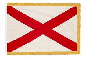 3'x5' Alabama Indoor Flag