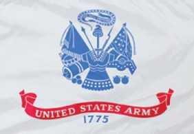 3'x5' Army Polyester Flag