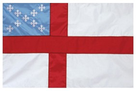 3'x5' Episcopal Nylon Flag