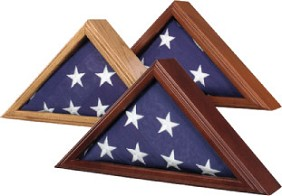 Large Flag Display Case - US Made
