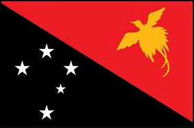 4'x6' Papua New Guinea Flag