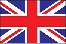 3'x5' United Kingdom Flag