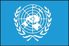 4'x6' United Nations Flag