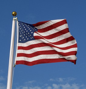 30'x60' US Polyester Flag